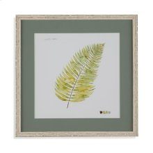 Watercolor Leaf Study IV Wall Art