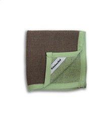 KitchenAid® Dish Cloth, Dual Purpose - Chocolate