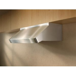 "BestCentro Poco - 48"" Stainless Steel Pro-Style Range Hood with internal/external blower options"