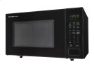 1.4 cu. ft. 1000W Sharp Black Countertop Microwave Product Image