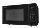 1.4 cu. ft. 1000W Sharp Black Countertop Microwave (SMC1441CB) Product Image