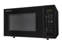 1.4 cu. ft. 1000W Sharp Black Countertop Microwave (SMC1441CB)