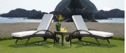 Atlantis Patio 3 PC Chaise Lounge set Product Image