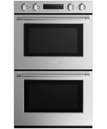 "Double Built-in Oven 30"" 8.2 cu ft, 10 Functions"
