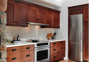 "36"" Stainless Steel Built-In Range Hood with External Blower Options"