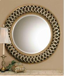 Entwined Round Mirror