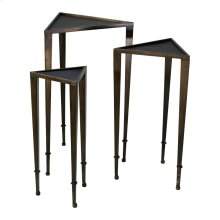 Triangle Nesting Tables