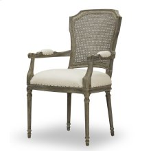 Chelsea Arm Chair - Milar Natural