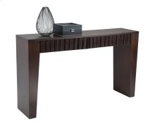 Raleigh Console Table - Brown