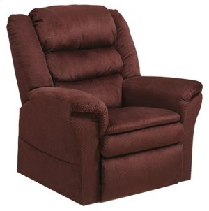 Power Lift Recliner - Preston 4850 Collection - Berry