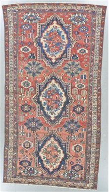 "BAKATARI 000051326 IN RED IVORY 7'-1"" x 13'-5"""