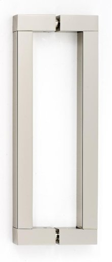 Block Back-to-Back Pull G420-8 - Polished Nickel