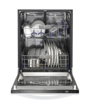 Fully Integrated Dishwasher with Flexible EasyRack Plus System