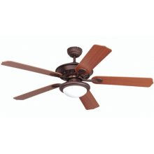 Lindsey Collection 52-Inch Indoor Ceiling Fan with
