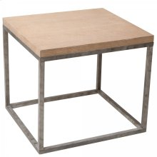 Sahara End Table