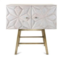 Laken Cabinet on Stand
