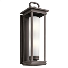 South Hope Collection South Hope 2 Light Outdoor Wall Lantern in RZ