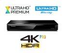 DMP-UB400 Blu-ray Disc® Players Product Image