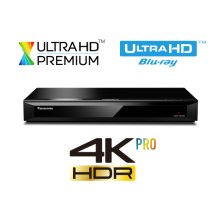 DMP-UB400 Blu-ray Disc® Players