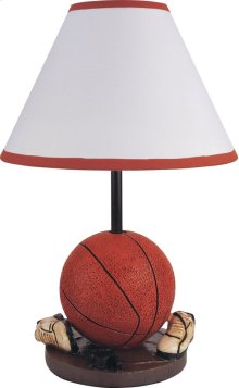 A31604 Basketball Table Lamp