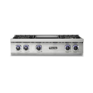 "Viking36"" 7 Series Gas Rangetop, Natural Gas"