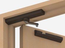 Soft Close Door Damper (retrofit/surface Mount Type) Lapcon Damper