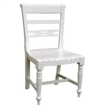 Rfls W/s Side Chair - Wht