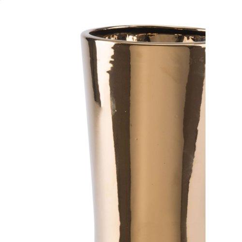 Vual Md Vase Gold