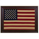 Large American Flag No Matt Product Image
