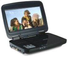 """Portable DVD Player with 8"""" LCD Screen"""