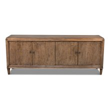 Deco Wall Cabinet