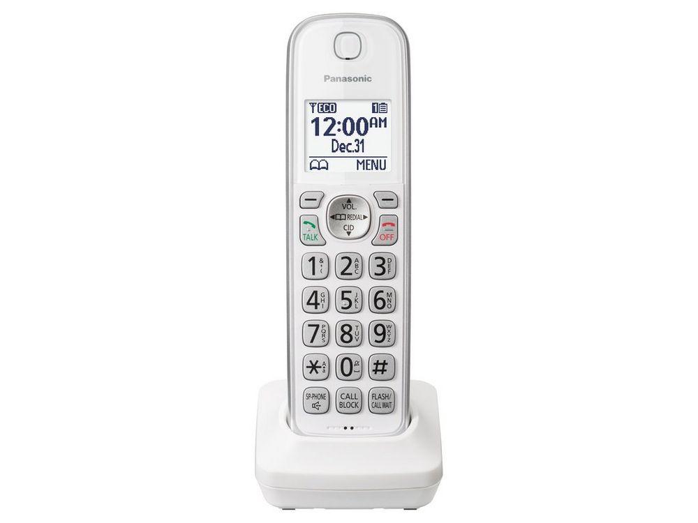 Extra handset for TGD/TGC series - KX-TGDA50W1