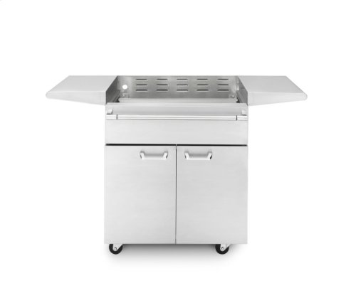 """30"""" Cart w/ Drawer for 30"""" Grill, Asado, or Smoker"""