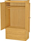 Closet Armoire Product Image