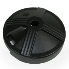 Black Umbrella Base - Unfilled
