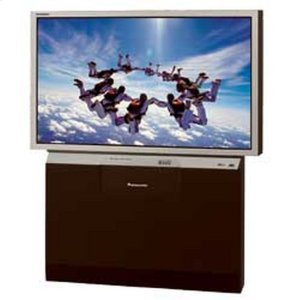 "Panasonic47"" Diagonal Widescreen Projection HDTV Monitor"