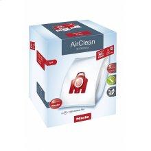 SB SET FJM+AA AirClean XL-Pack AirClean 3D Efficiency FJM 8 dustbags and 1 HEPA AirClean filter at a discount price
