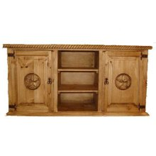 Star Rope TV Stand