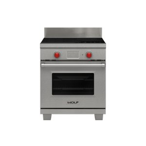 "Wolf 36"" x 5"" Induction Range Riser"