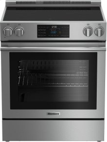 30 Inch Slide-In Electric Range