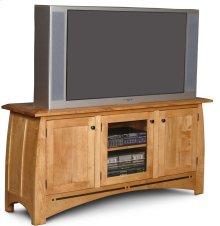 Aspen 3-Door TV Stand with Inlay