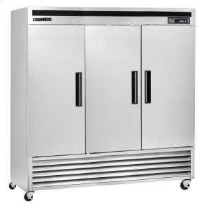 Maxx IceMaxx Cold Reach-In Upright Freezer in Stainless Steel (72 cu. ft.)