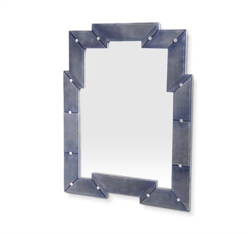 Iman Mirror - Cobalt