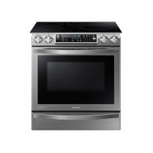 5.8 cu. ft. Slide-In Induction Chef Collection Range with Flex Duo Oven