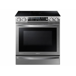 Samsung Appliances5.8 cu. ft. Slide-In Induction Chef Collection Range with Flex Duo Oven