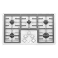 36-inch Gas Cooktop with 12,500 BTU Power™ Burner