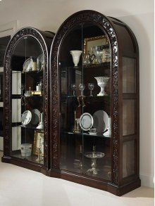 Wellington Court Curio Cabinet