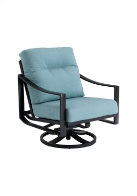 Kenzo Cushion Swivel Action Lounger