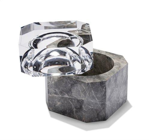 Colette Ice Bucket - Galaxy Grey