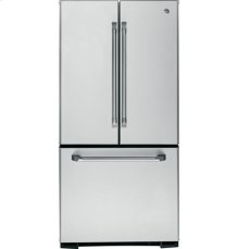 GE Cafe ™ Series ENERGY STAR® 22.1 Cu. Ft. French-Door Refrigerator with Internal Dispenser